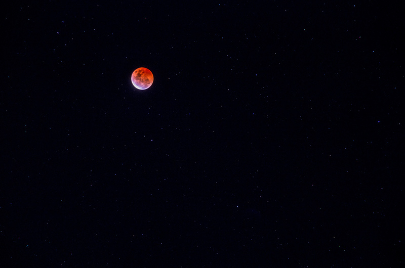 5 Brilliant Captures of the 'Blood Moon'