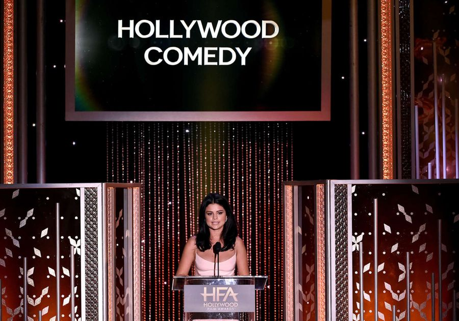 Selena Gomez - 19th Annual Hollywood Film Awards