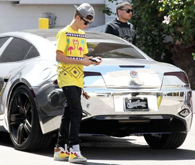 24 Luxury Cars of Celebs That are Ridiculously Expensive