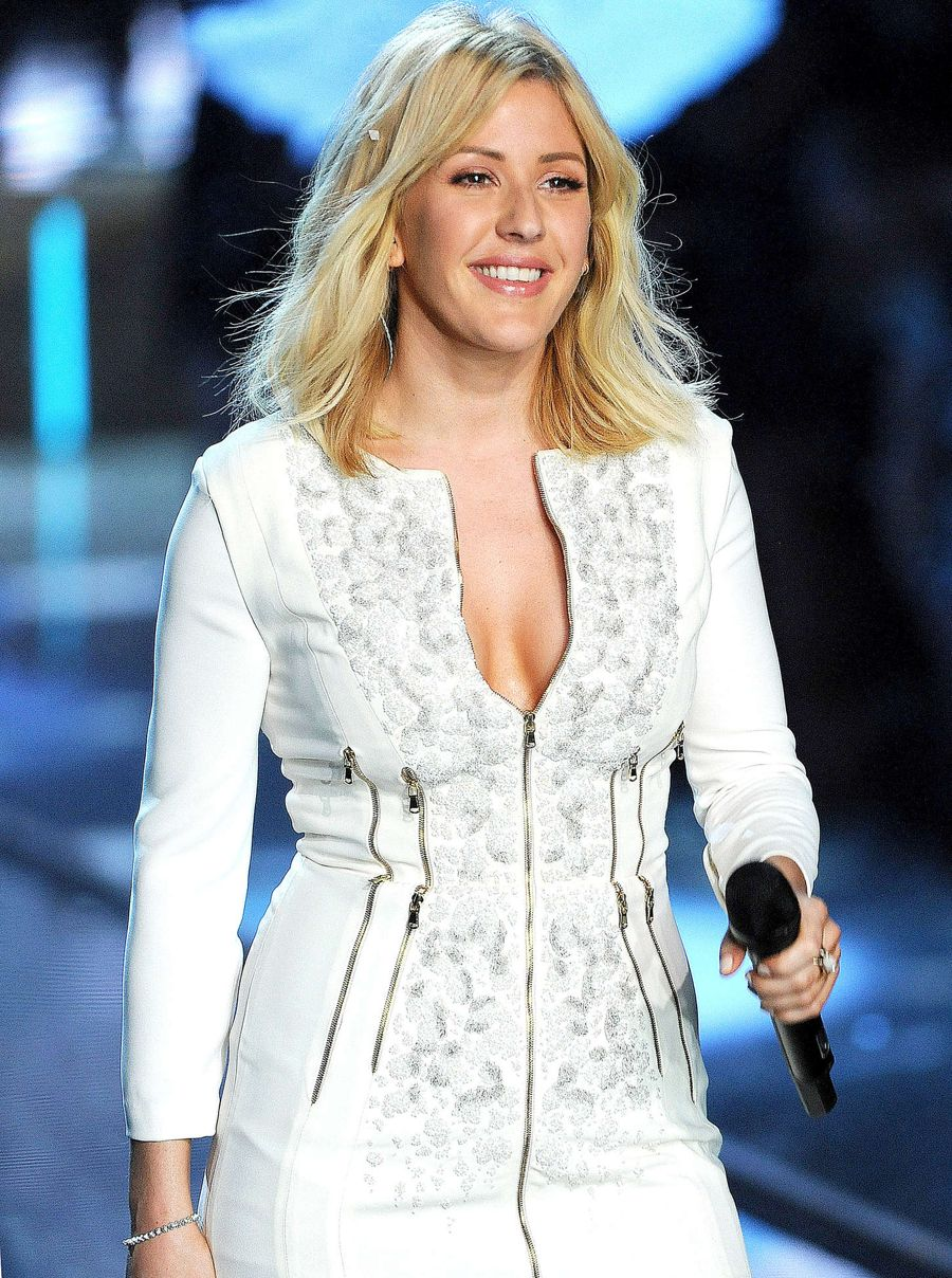 Ellie Goulding - 2015 Victoria's Secret Fashion Show Runway