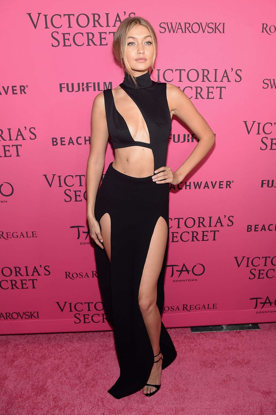Gigi Hadid - 2015 Victoria's Secret Fashion After Party