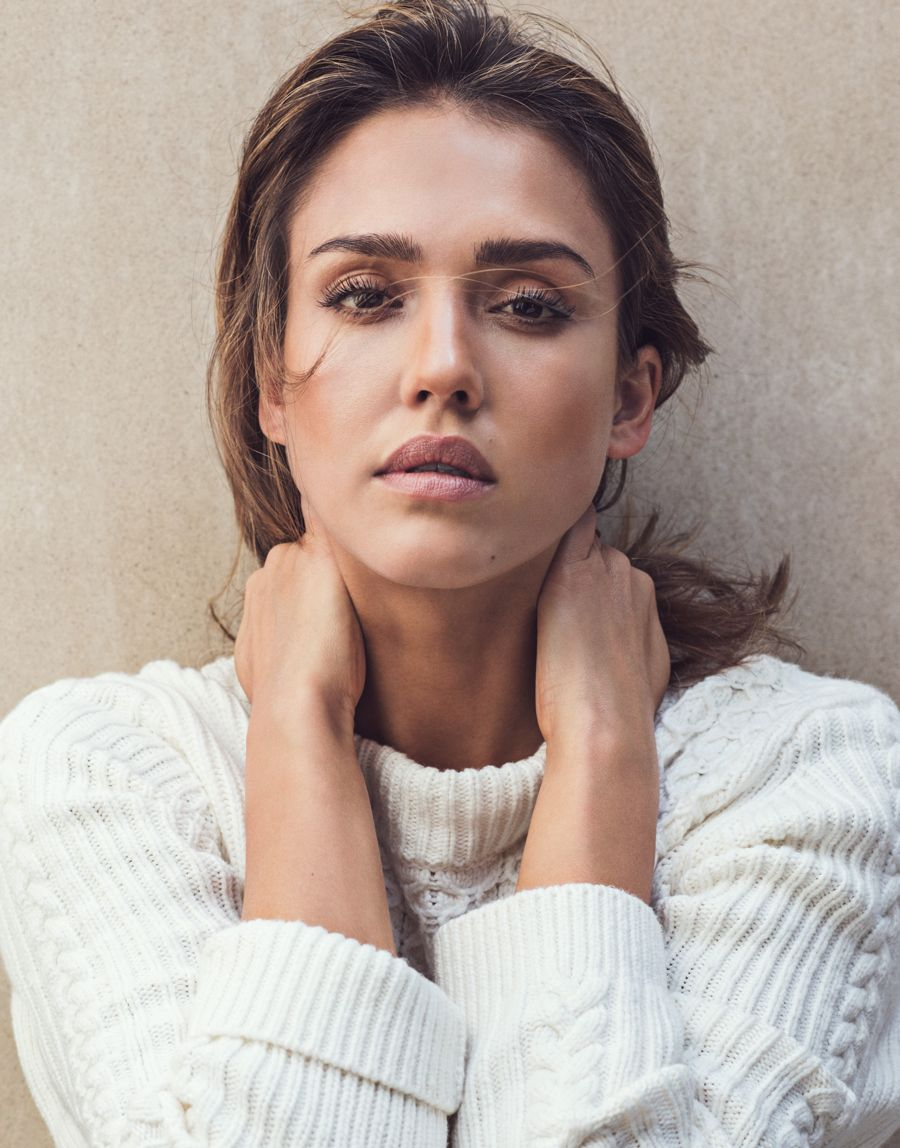 Jessica Alba - The Edit Magazine (November 2015)