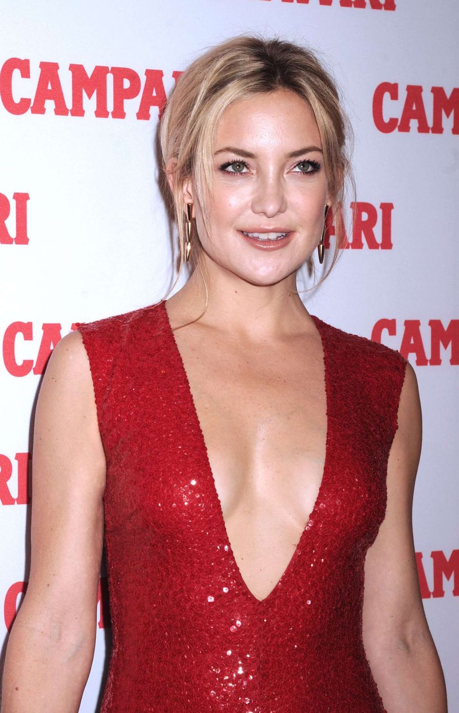 Kate Hudson - Campari Launch of the Bittersweet Campaign