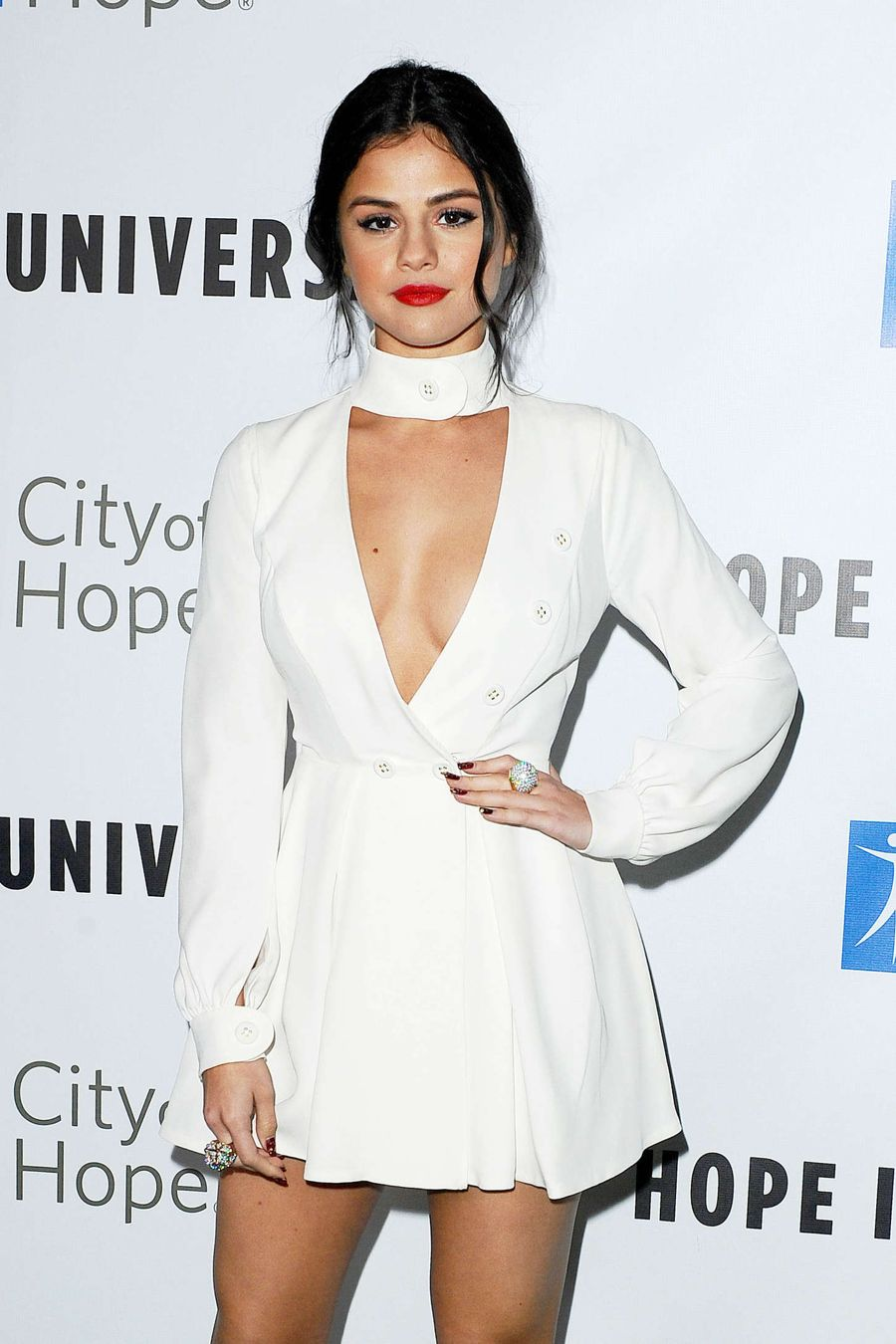 Selena Gomez - Spirit of Life Gala by the City of Hope