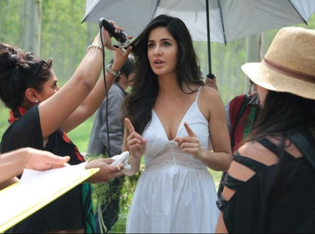 Katrina Kaif at Various Commercial Photoshoot