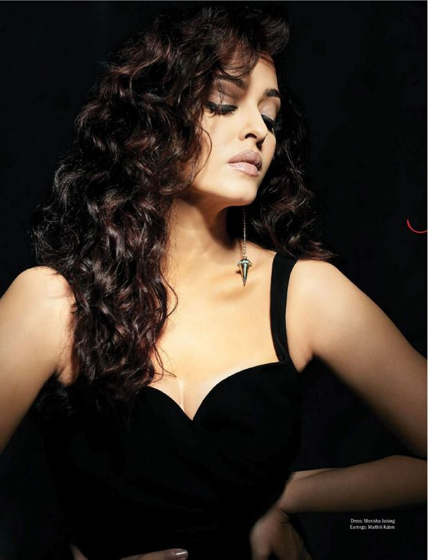 Jazbaa Actress Aishwarya Rai On Filmfare Magazine