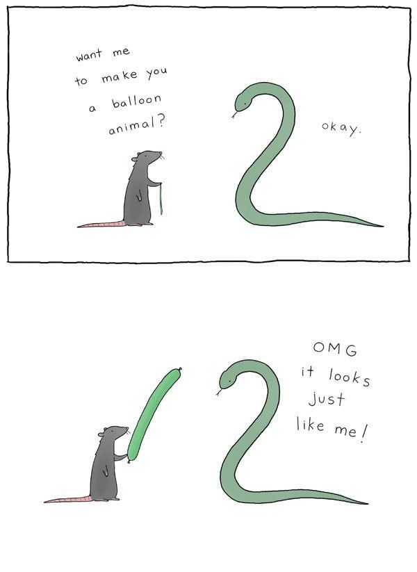 Adorable Animal Comics