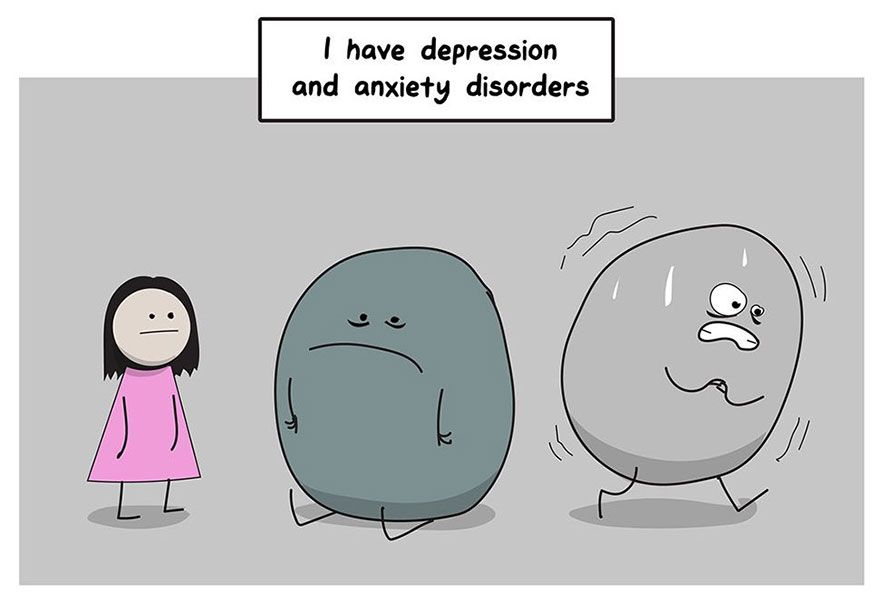 Why Anxiety and Depression Are So Difficult To Fight