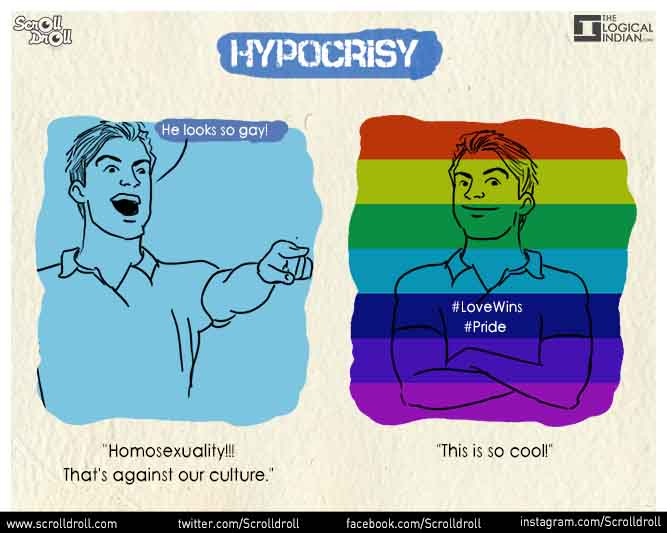 8 Pictures That Show Hypocrisy In Our Society