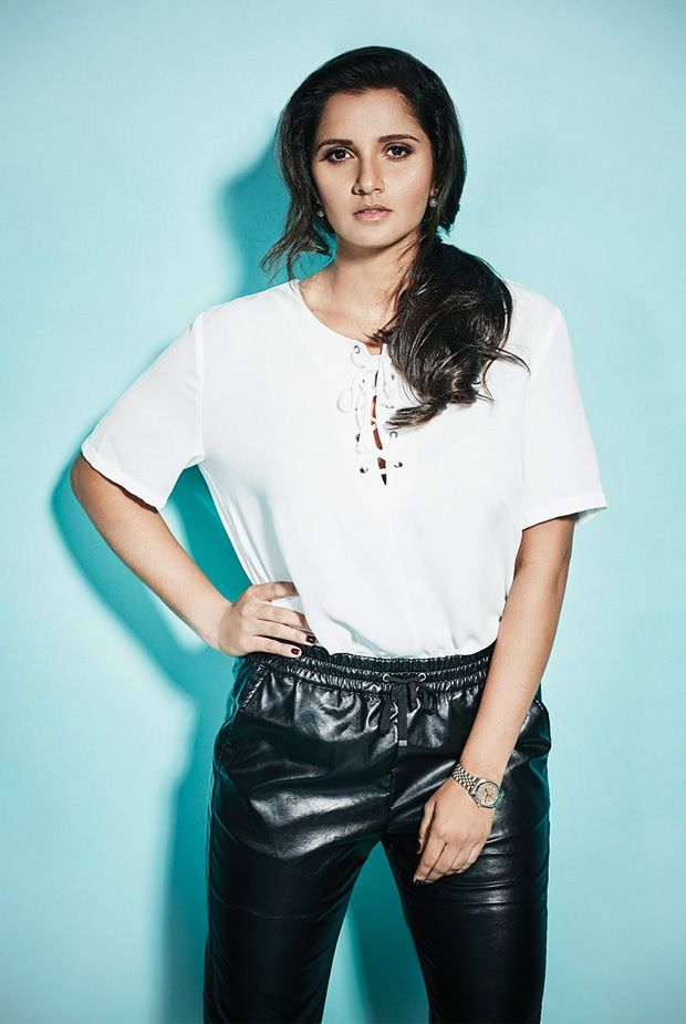 Sania Mirza Continues Golden Run Both On and Off The Court