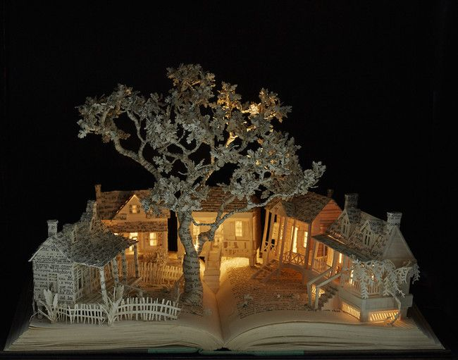 Breathtaking Ways To Illustrate Books