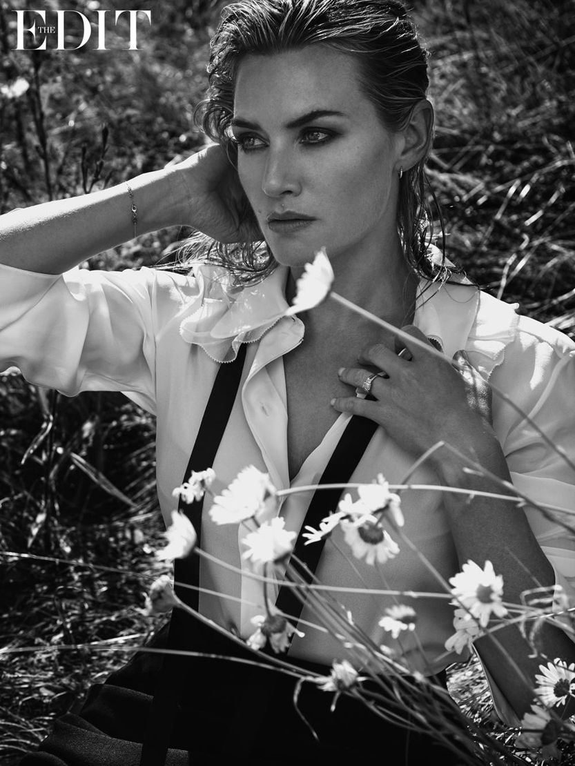 Kate Winslet - The Edit Magazine (October 2015)