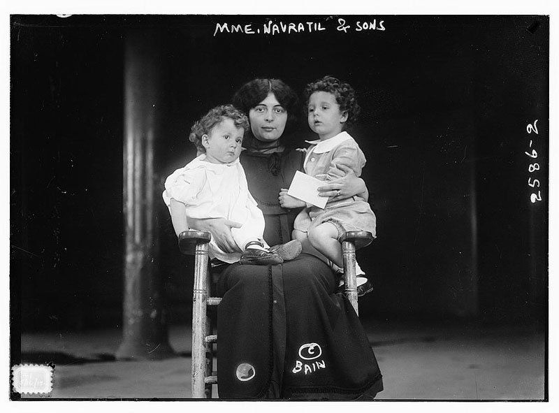 Story of Titanic Orphans that Captivated the World