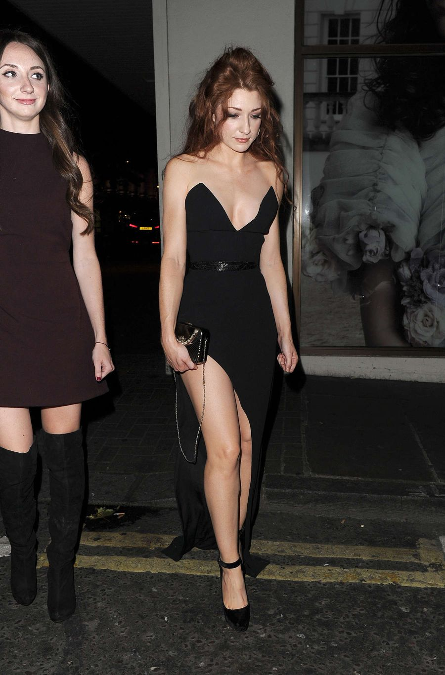 Nicola Roberts - 30th Birthday Party in London