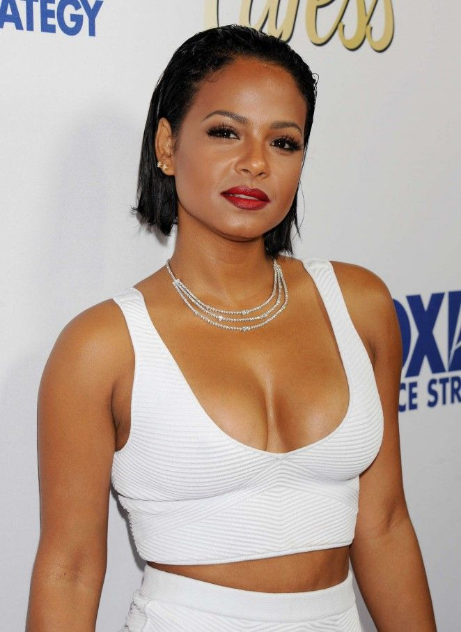 Christina Milian - Latina Media Hosts Hot List Party