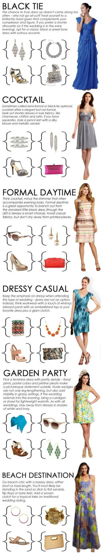Fashion-Conscious? 20 Simple Charts for Woman Study