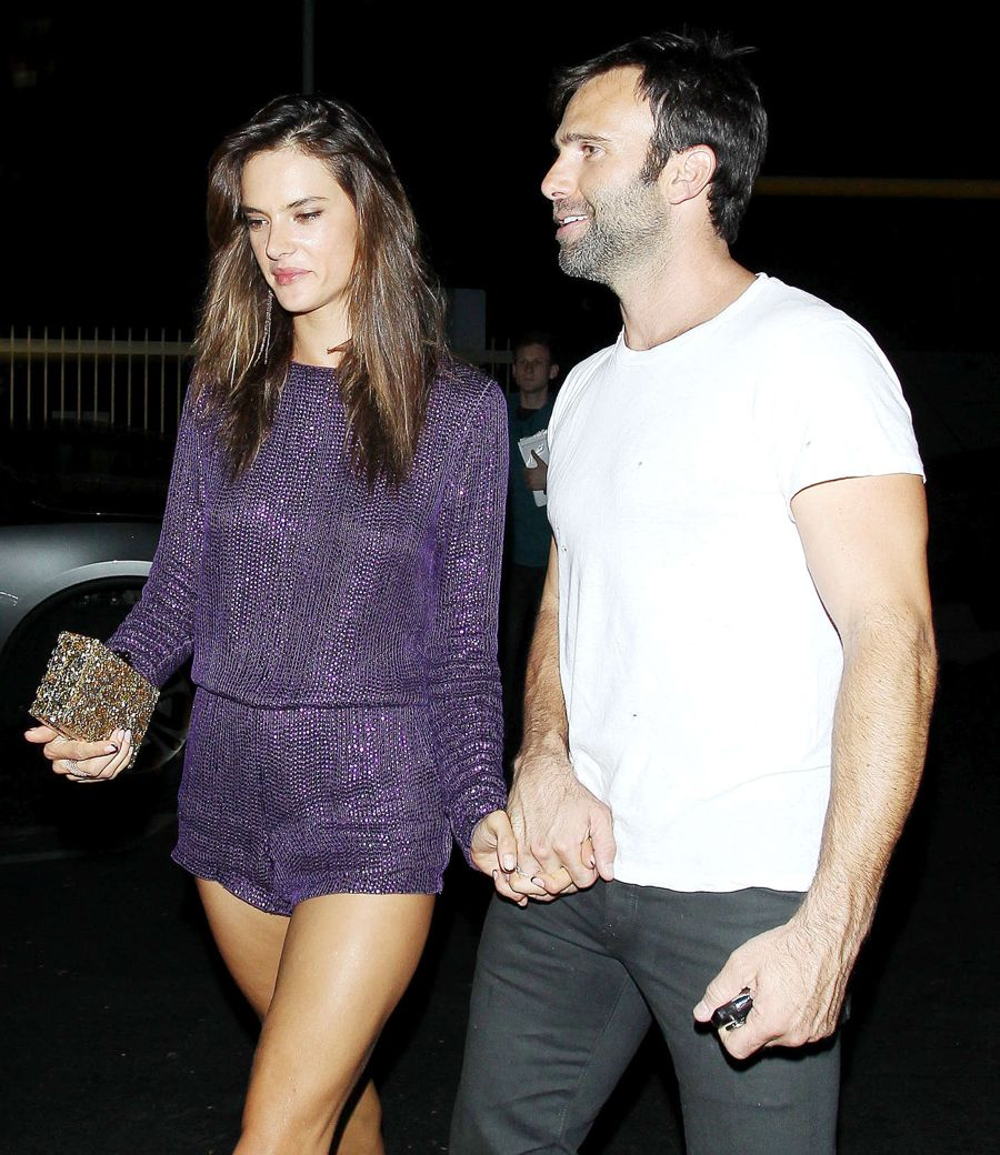 Alessandra Ambrosio - 1Oak Nightclub in Hollywood
