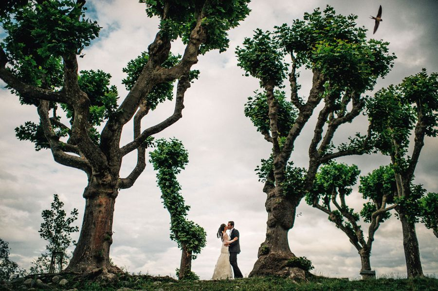 Wedding Portraits in Unforgettable Landscapes
