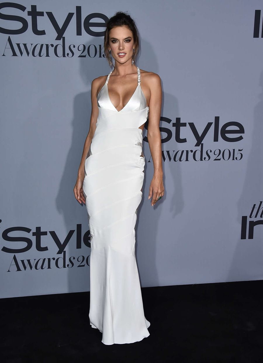 Alessandra Ambrosio - Instyle Awards 2015 in Los Angeles
