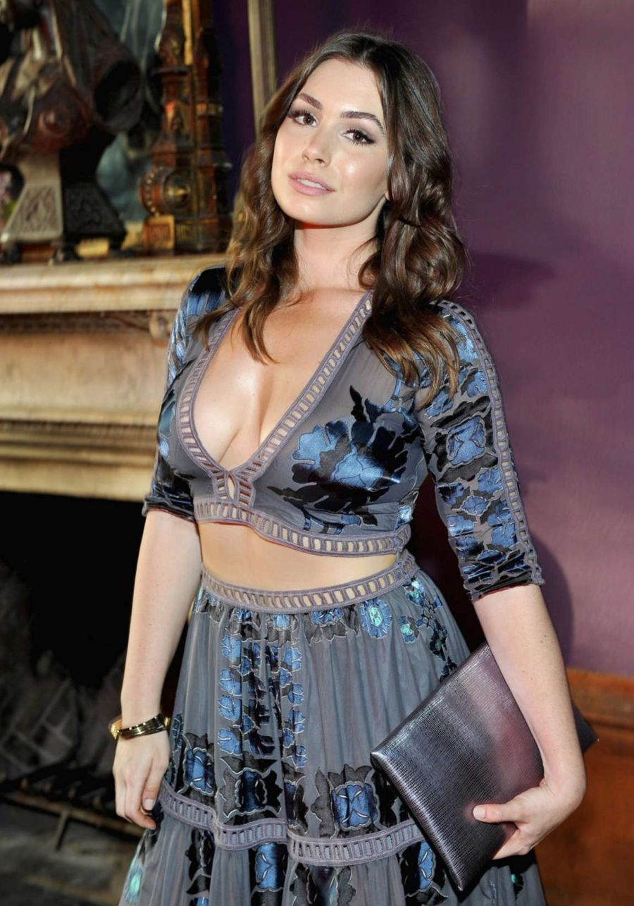Sophie Simmons - REVOLVE Fashion Show