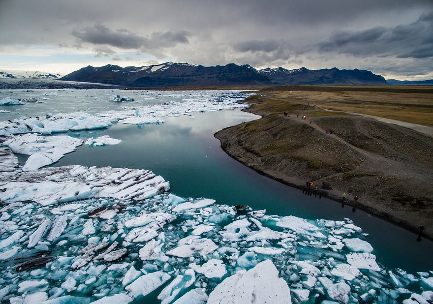 Reasons To Visit Iceland With A Drone