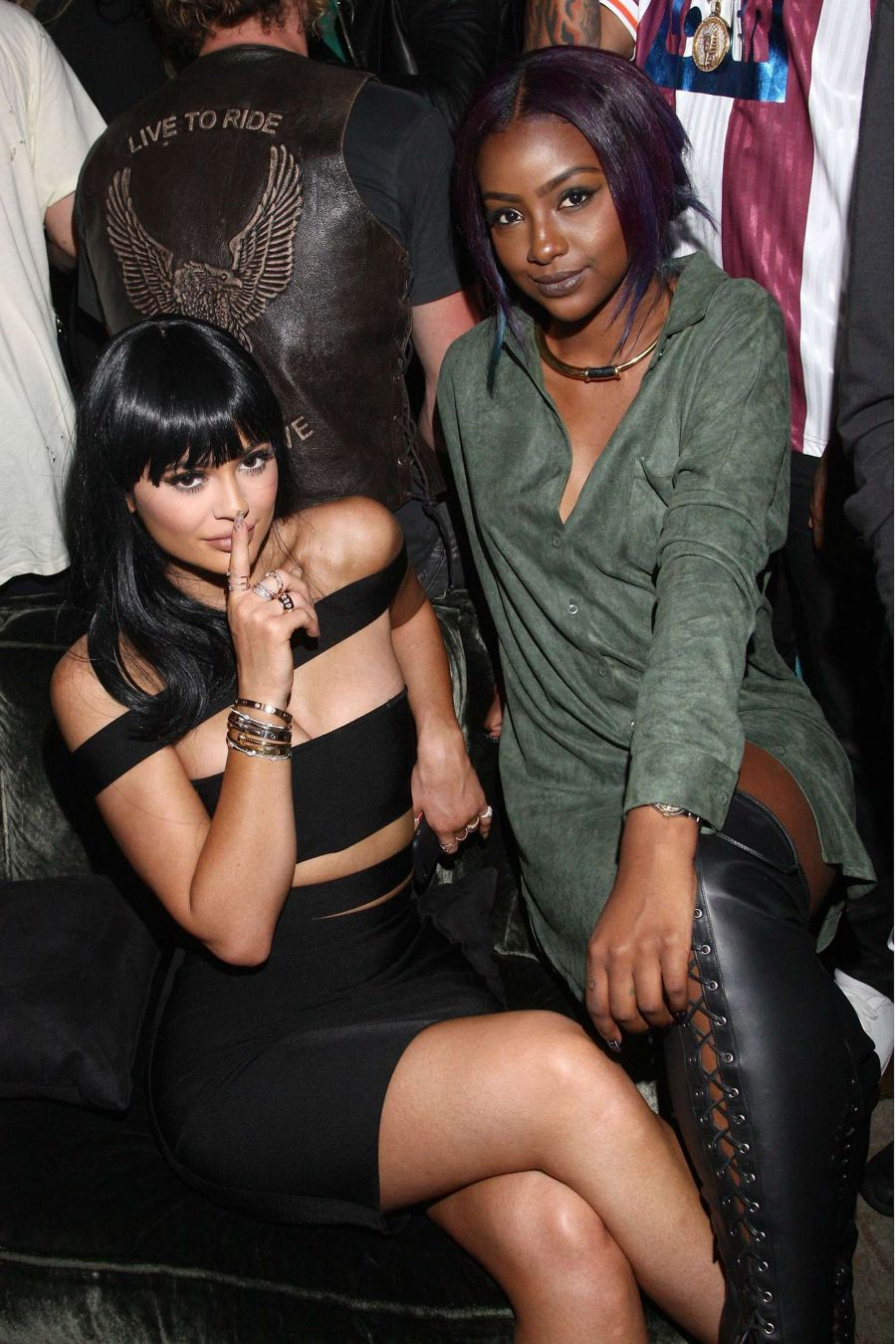 Kylie Jenner - Republic Records VMA After Party in LA