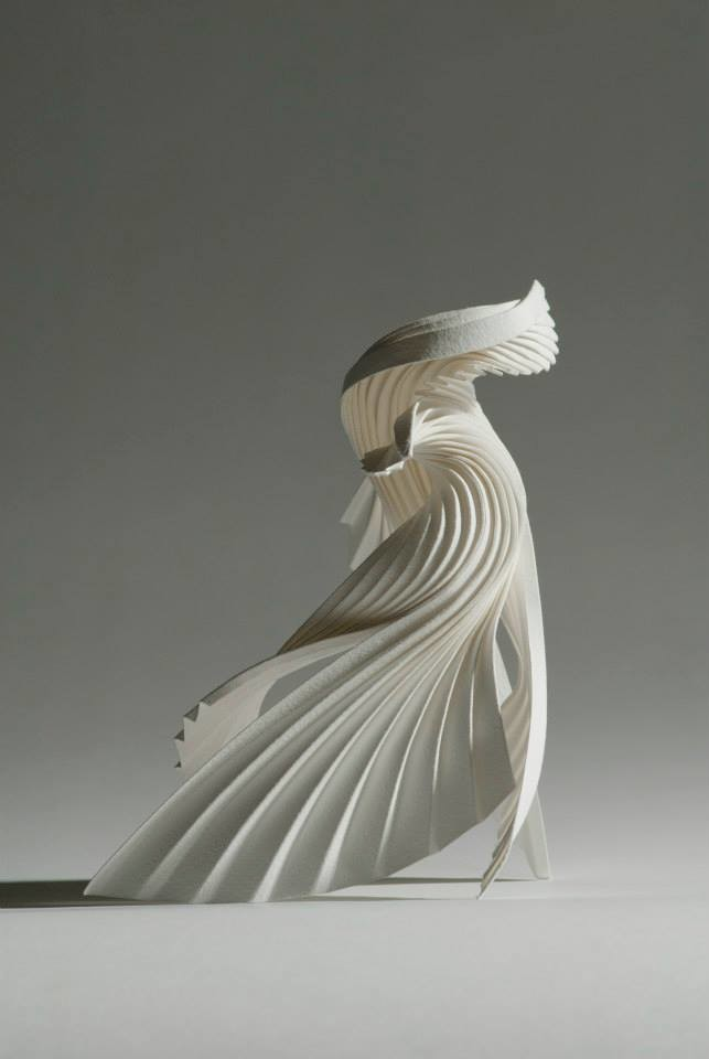 Paper Sculptures Like Never Seen Before