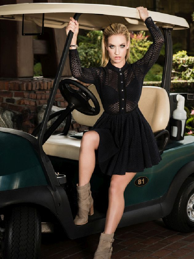 Paige Spiranac - Pacific Magazine (September 2015)