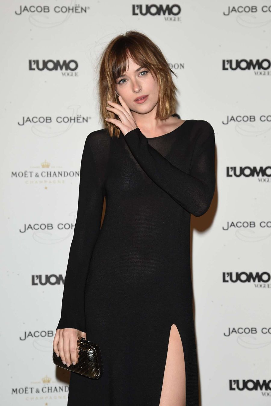 Dakota Johnson - 'Being The Protagonist' Party in Venice
