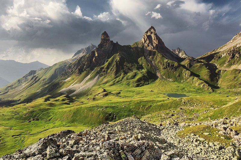 Tour of the French Alps