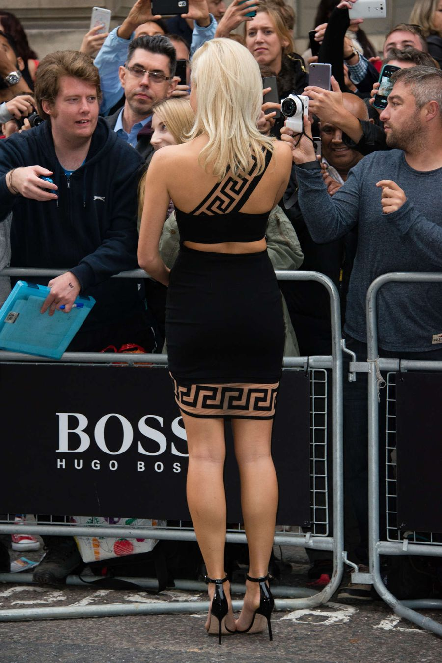 Pixie Lott - GQ Men Of The Year Awards in London