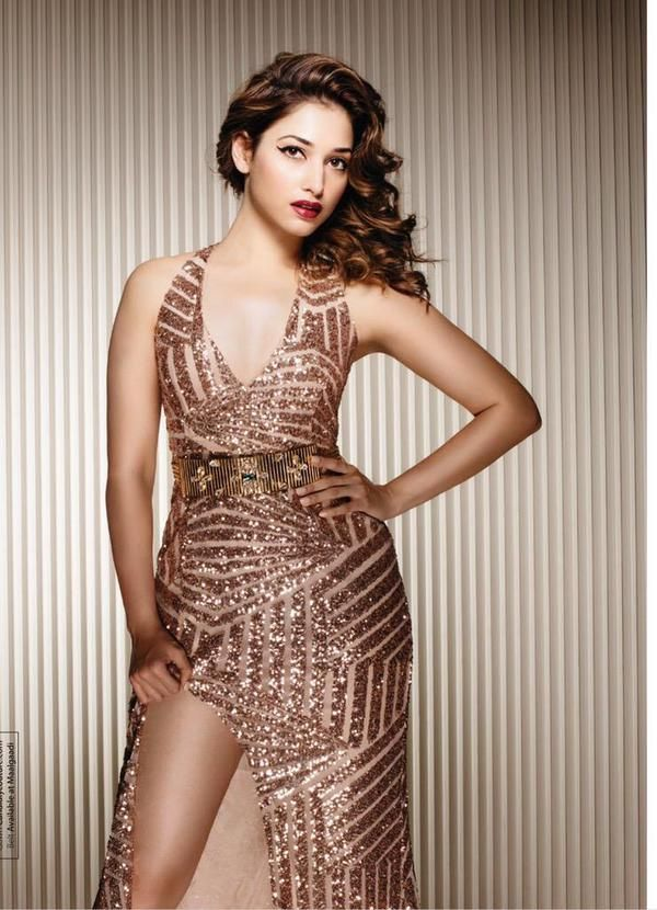 Tamannaah Bhatia photoshoot for JFW Magazine