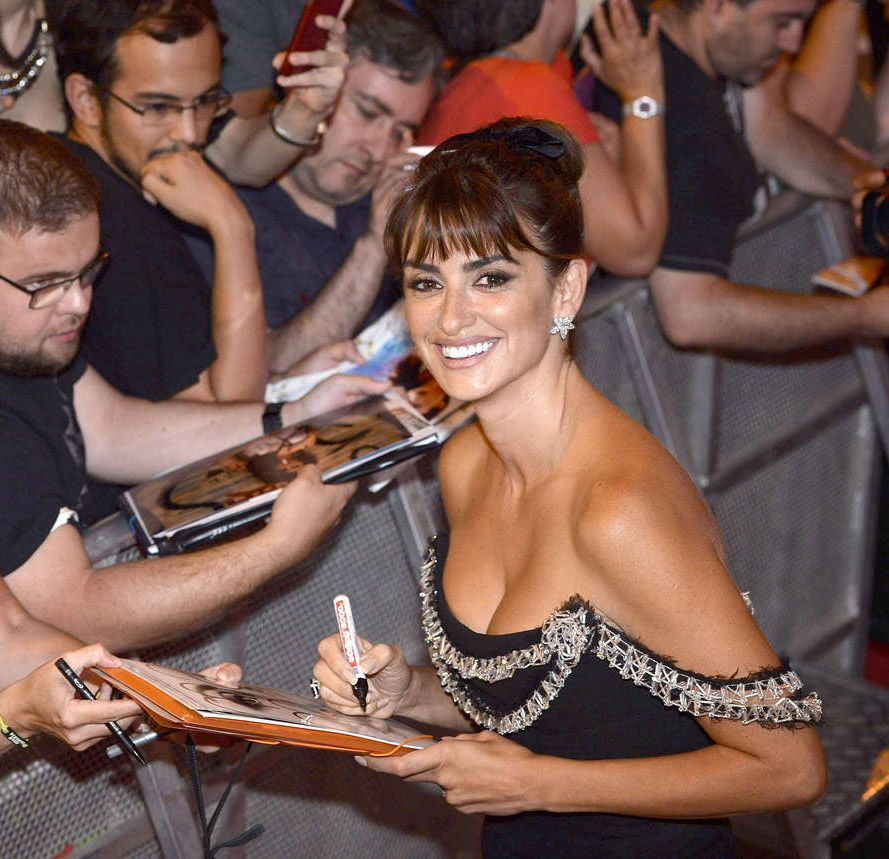 Penelope Cruz - 'Ma Ma' Premiere in Madrid