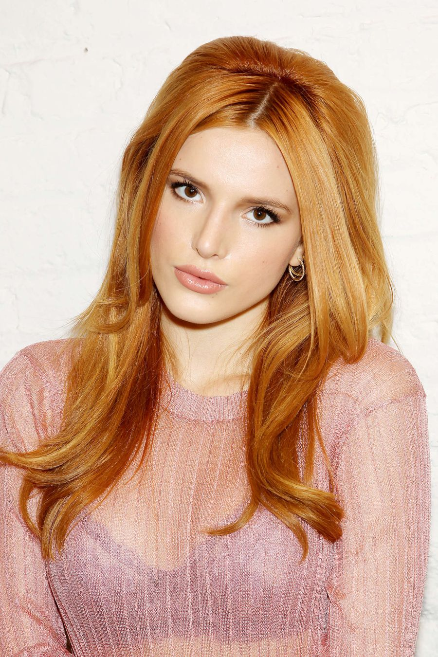 Bella Thorne - Jill Stuart Presentation at Spring 2016 NYFW