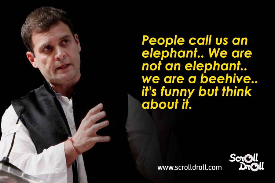 10 Reasons Why Rahul Gandhi Should Fire His Speechwriter