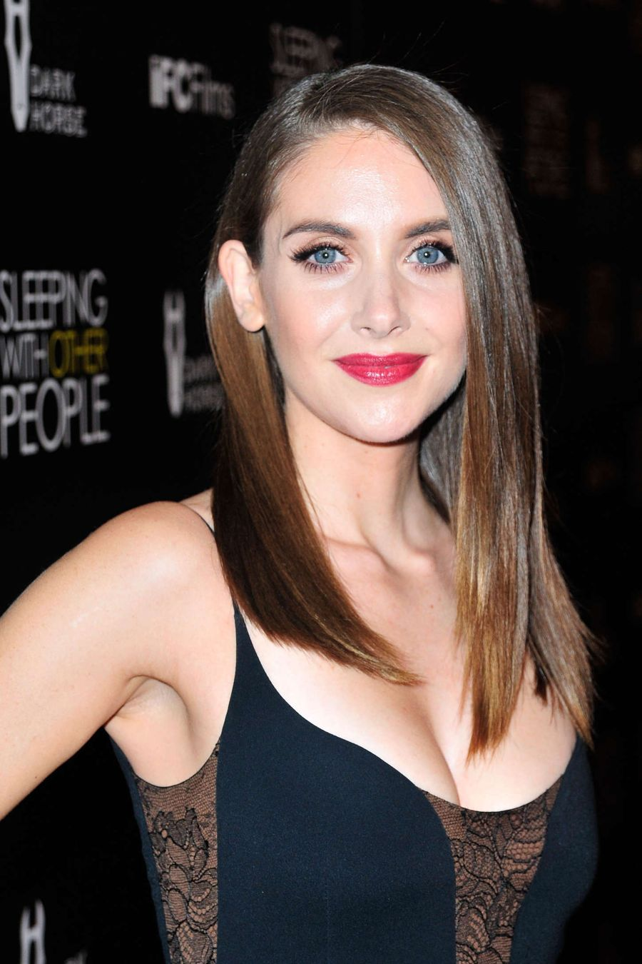 Alison Brie - 'Sleeping With Other People' Premiere