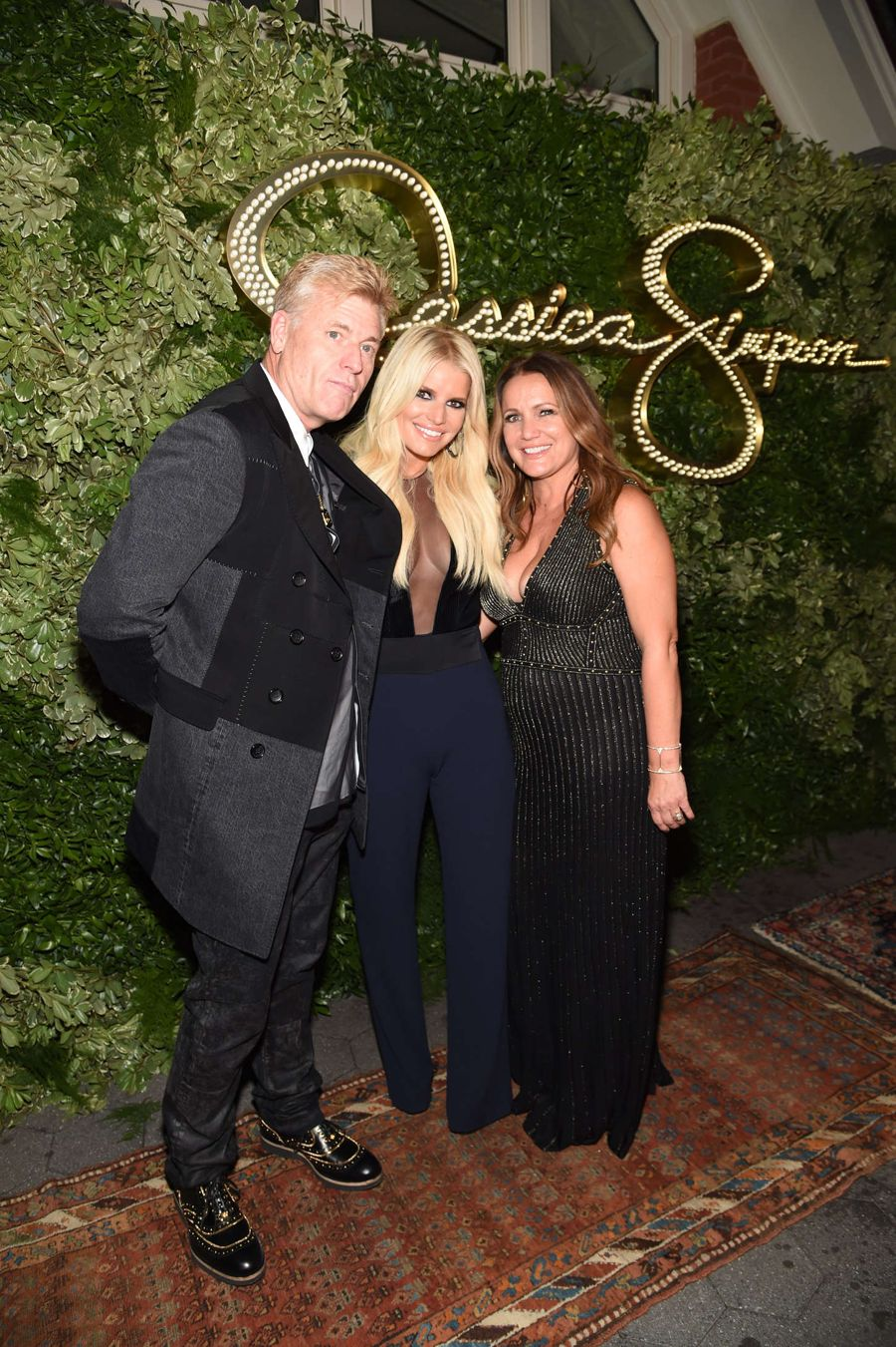 Jessica Simpson Collection Celebration in NYC