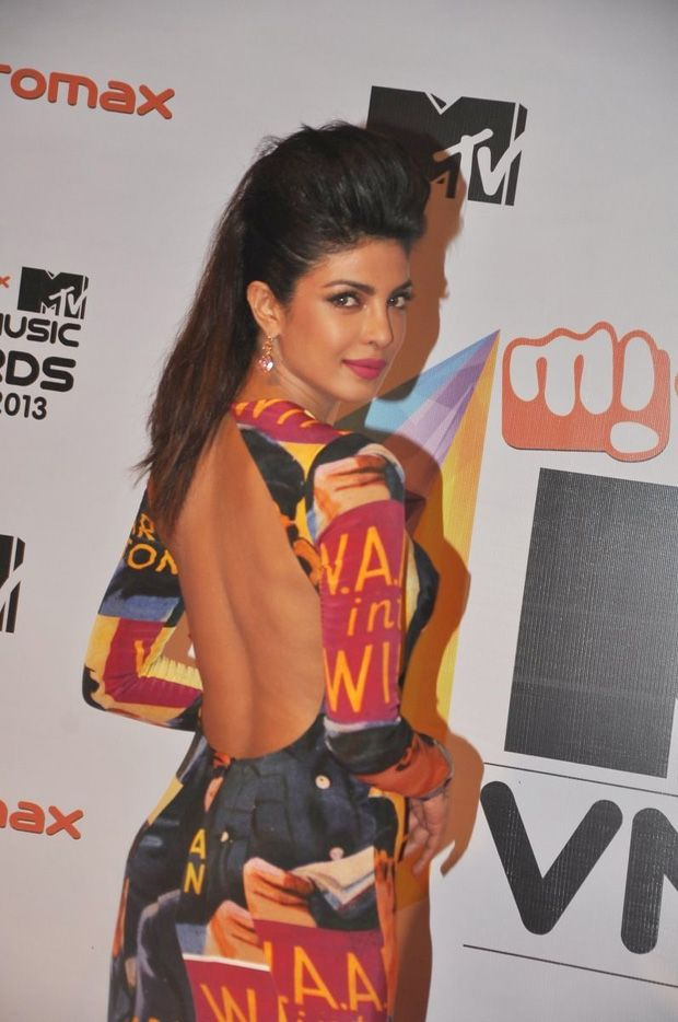 Priyanka Chopra Colorful Avatar
