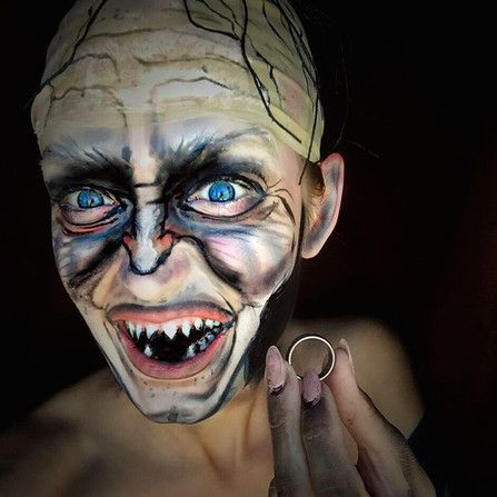 Makeup Magic In The Hands Of Insanely Talented Artist