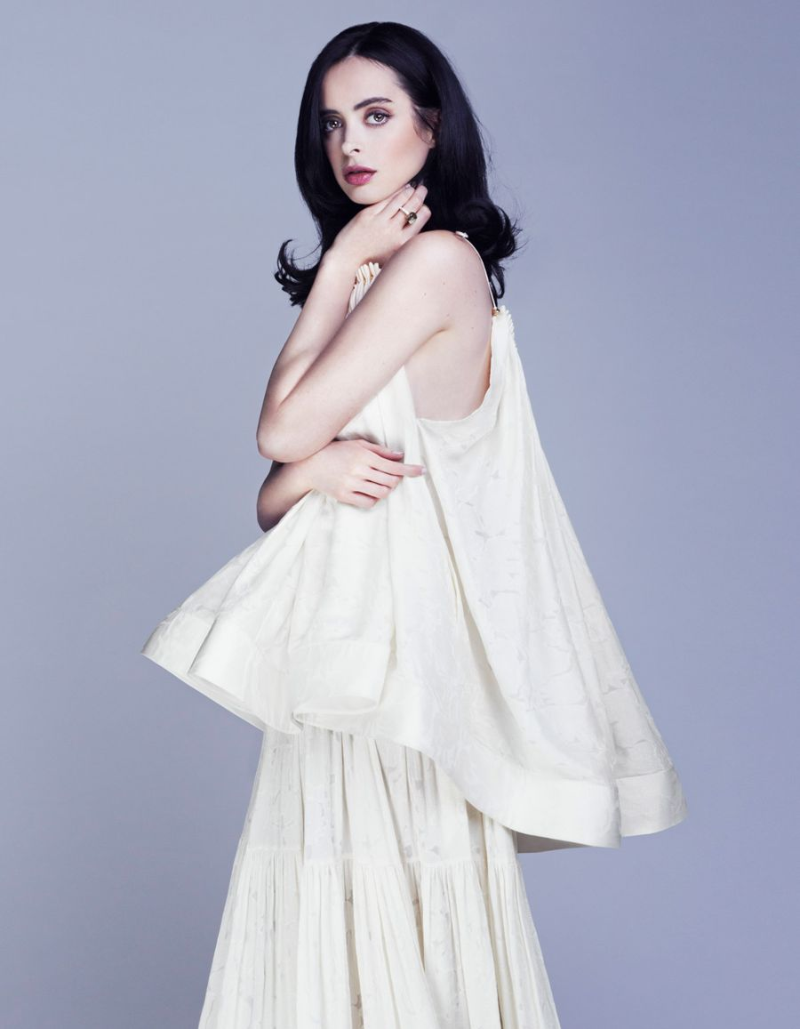 Krysten Ritter - Glamour Mexico Magazine (April 2016)