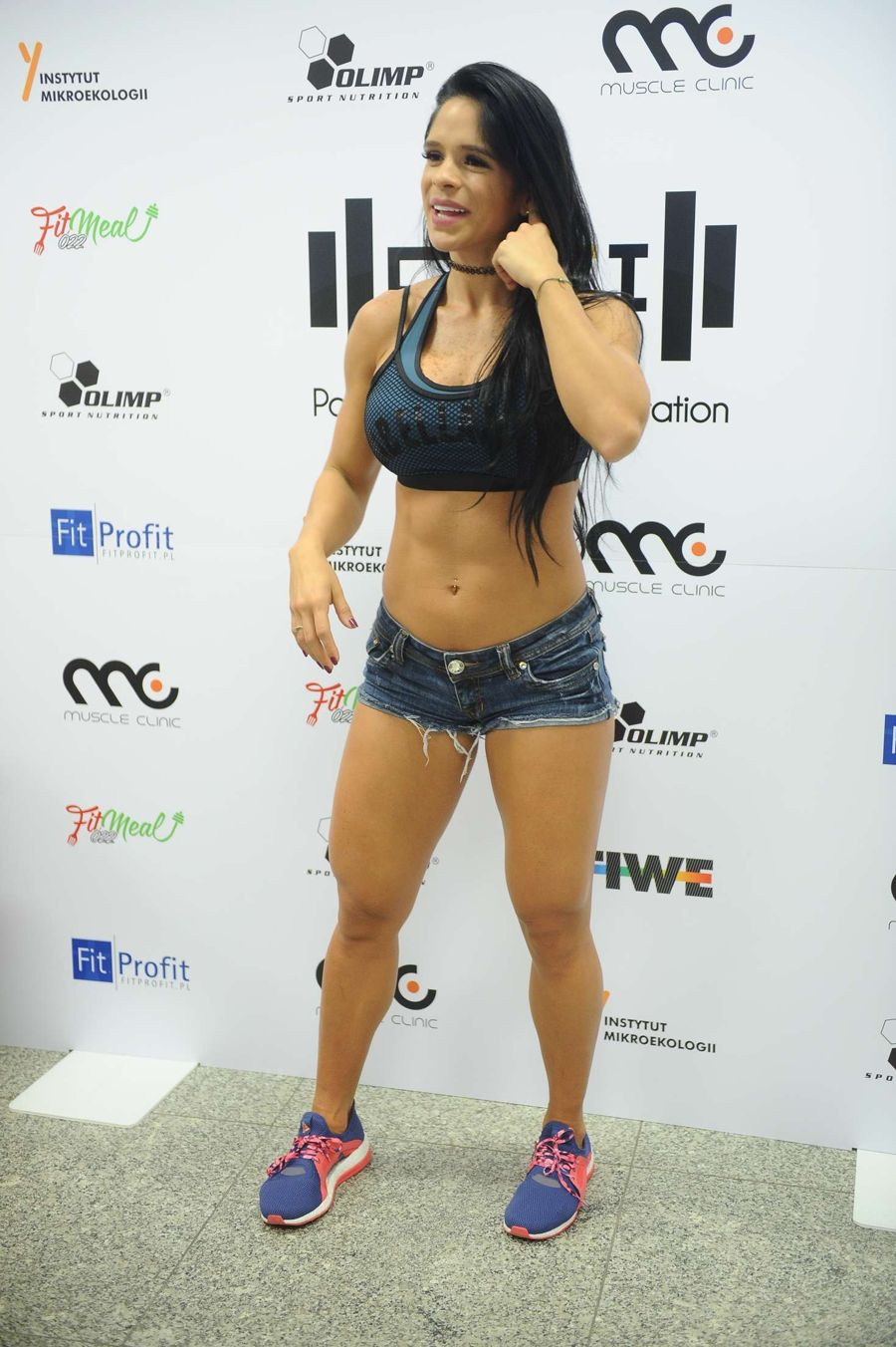 Michelle Lewin Pei 2016 Conference On Fitness Page 4 Hollywood Celebs