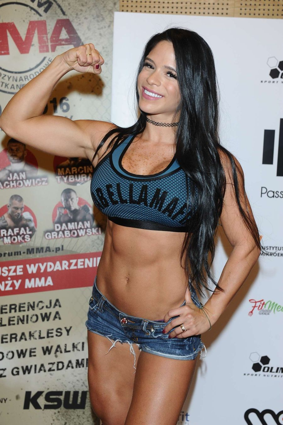 Michelle Lewin - 'PEI 2016' Conference on Fitness