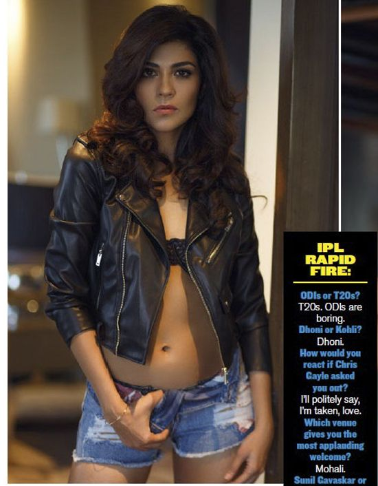 Archana Vijaya - FHM India Magazine April 2016 Issue