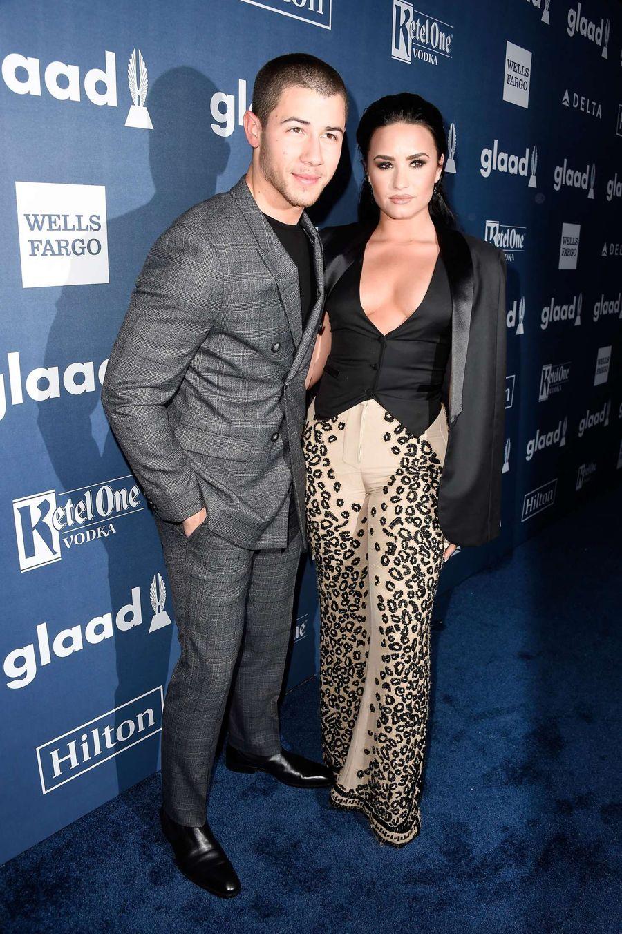 Demi Lovato - 27th Annual GLAAD Media Awards