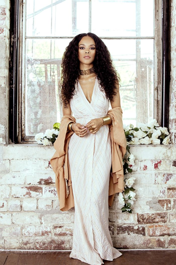 Serayah - Empire Rolling Out Magazine 2016