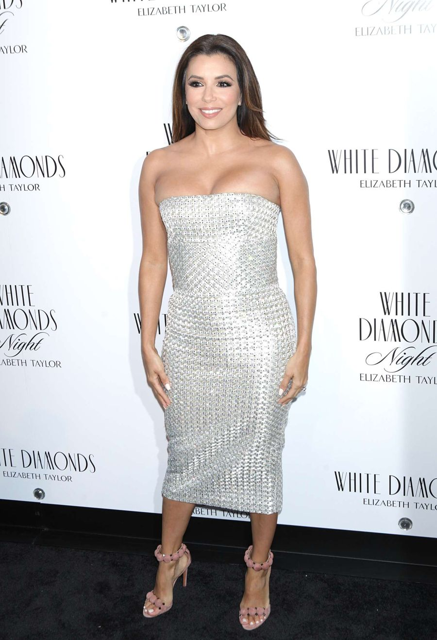 Eva Longoria - White Diamonds Anniversary Collection