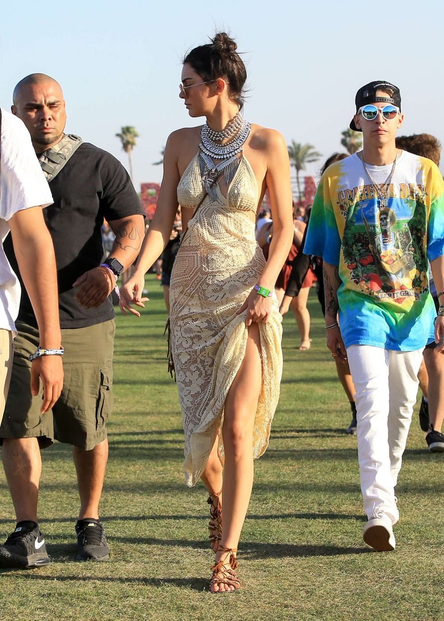 Kendall Jenner - Coachella Valley Music and Arts Festival