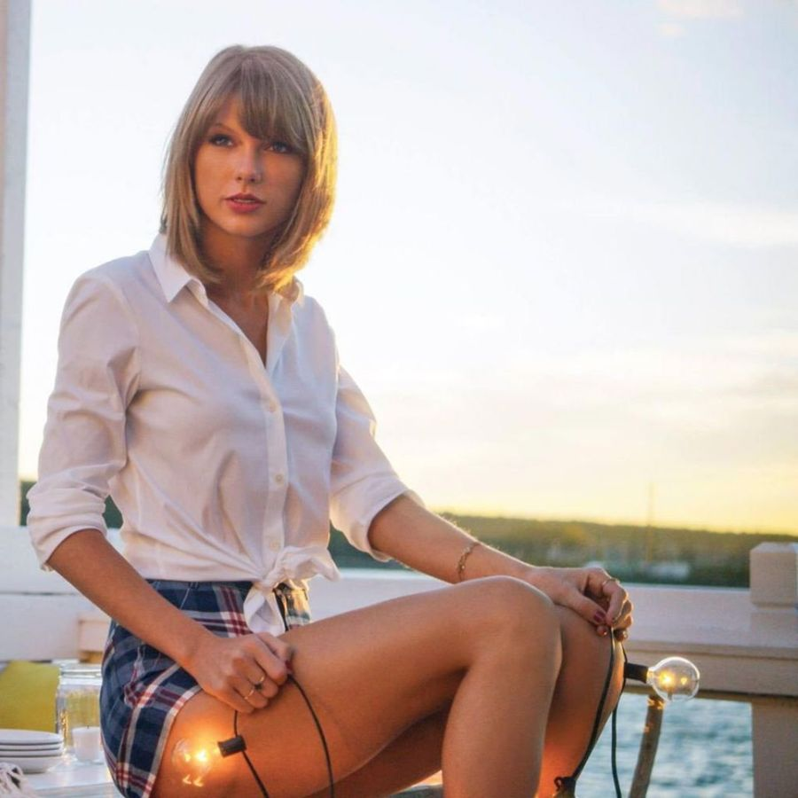 "Taylor Swift - ""KEDS"" Campaign 2016"