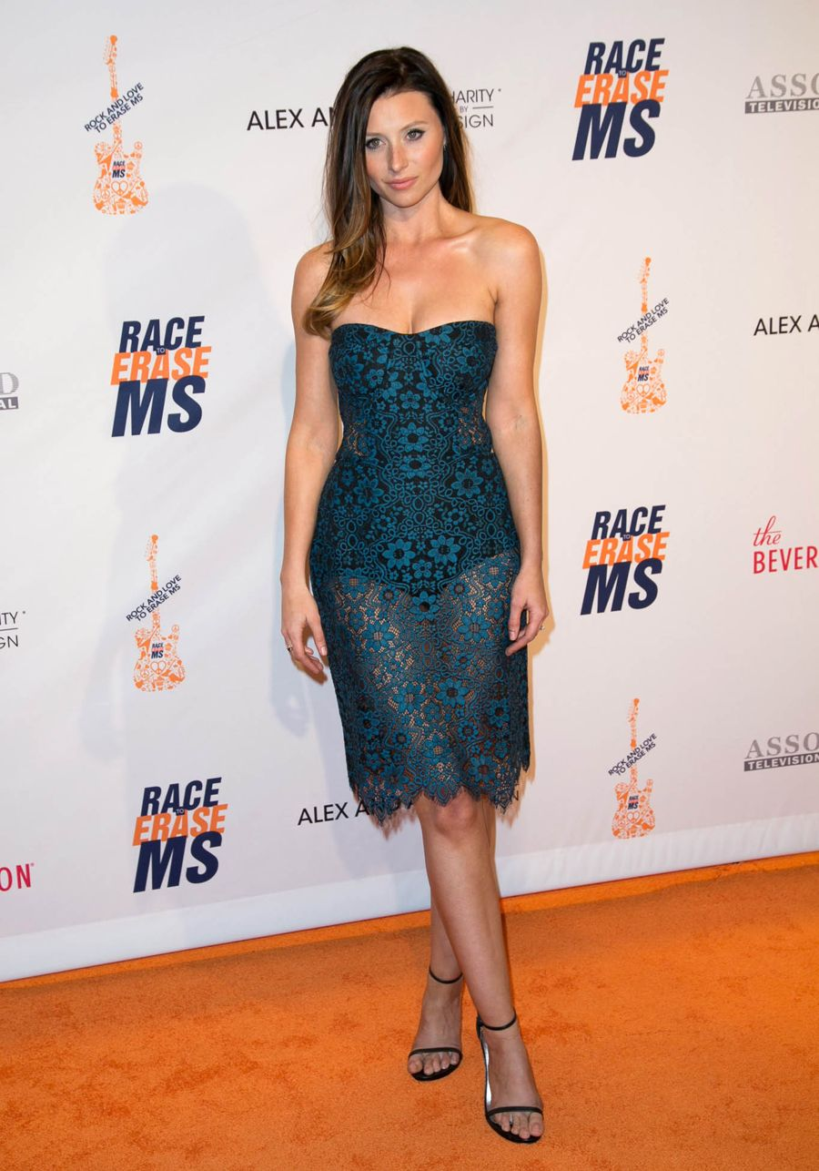 Aly Michalka - Race To Erase MS Gala