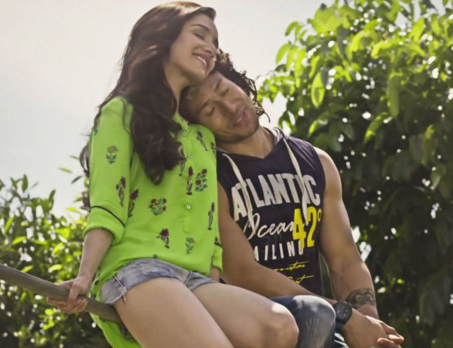 Tiger Shroff and Shraddha Kapoor's 'Romantic' Moments